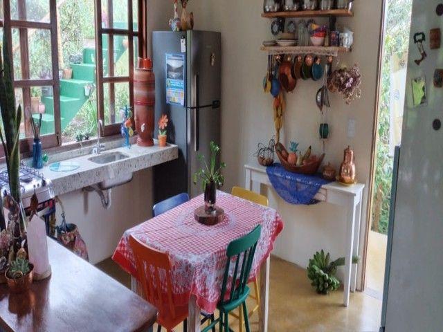 Vendo Casa no Capão, Chapada Diamantina, distrito de Palmeiras, com 170m², 2 quartos. - Foto 5