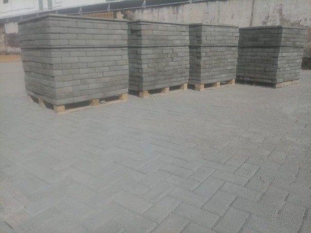 Calçada Paver de concreto  - Foto 2