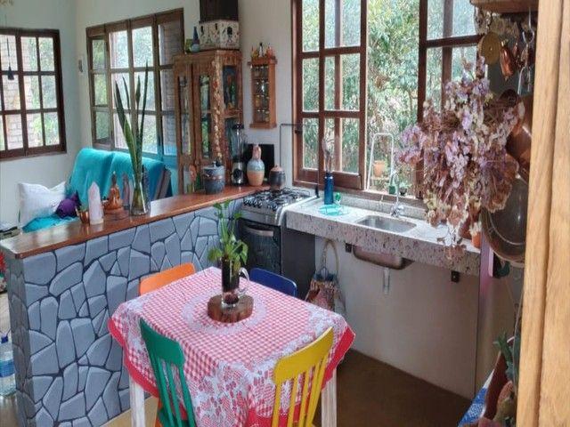 Vendo Casa no Capão, Chapada Diamantina, distrito de Palmeiras, com 170m², 2 quartos. - Foto 6