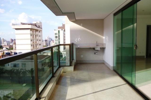 Apartamento à venda, 4 quartos, 2 suítes, 3 vagas, Sion - Belo Horizonte/MG - Foto 3