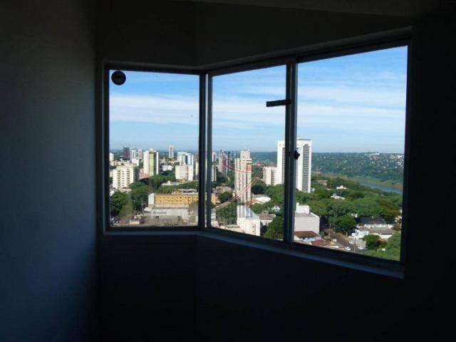 Apartamento com 1 dormitório para alugar, 48 m² por R$ 900,00/mês - Centro - Foz do Iguaçu - Foto 7