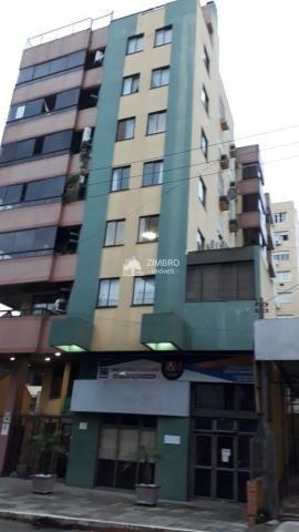 Apartamento para venda 03 dormitórios em Santa Maria com hidromassagem sacadas com churras