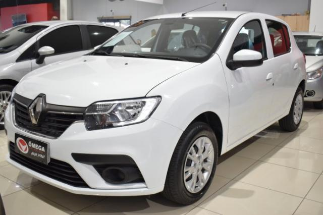 Renault sandero 2020 1.0 12v sce flex zen manual