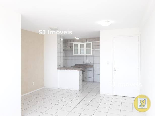 Apartamento para alugar com 1 dormitórios em Papicu, Fortaleza cod:49638 - Foto 5