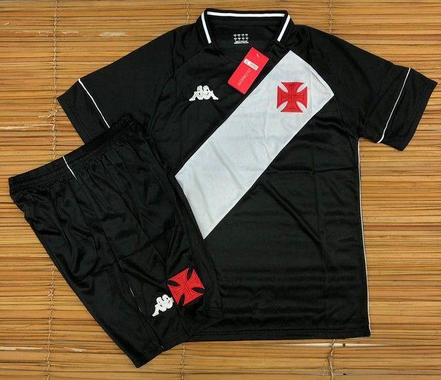 Camisa ou conjunto do Vasco