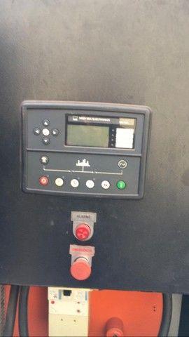 GRUPO GERADOR DE ENERGIA CARENADO 100 KVA MOTOR MWM - Foto 3