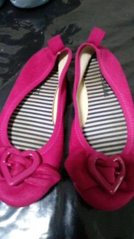 Sapatos infantil usado - Foto 2
