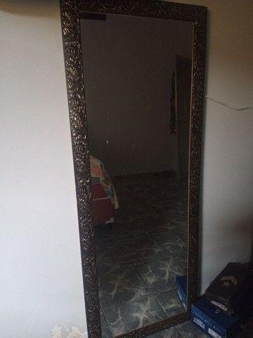 Vendo espelho grande ótimo pra salão - Foto 2