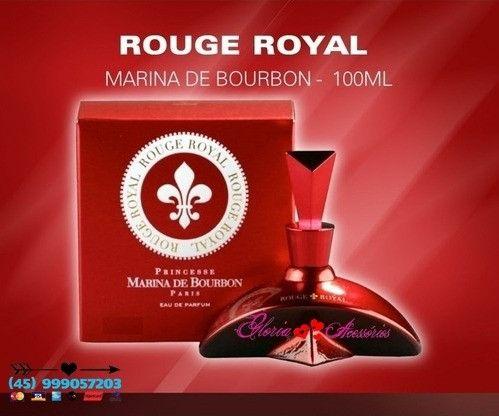 Rouge Royal 100ml Marina De Bourbon Original - Foto 3