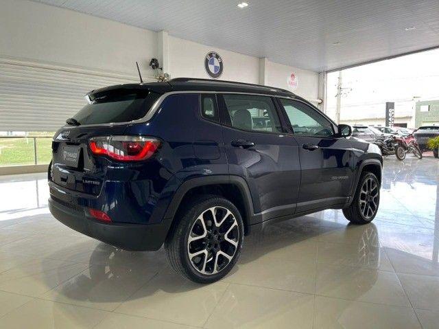 Jeep Compass Limited 2.0 Diesel 2020 Pronta Entrega  - Foto 11