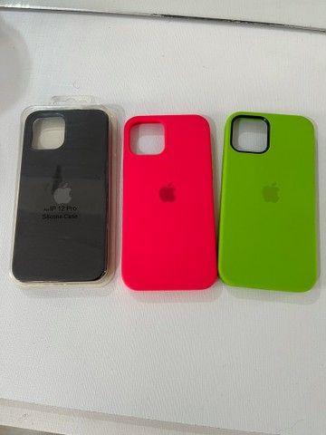 Capas cases iphone 12/12 pro