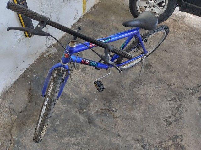 Vendo Biscicleta Básica Adulta - Foto 3