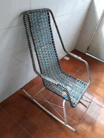 Cadeira de balanço.  - Foto 2