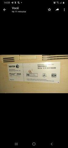 Inpressora Xerox Phaser 3040 - Foto 4