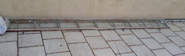 Porta de correr de vidro - Foto 2