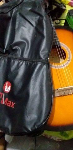Vendo ou troco violão vogga novo