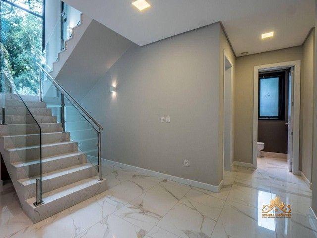 SCHELL IMÓVEIS vende, casa com 3 dormitórios (sendo 2 suítes), 348m² por R$ 3.300.000 - Ma - Foto 18
