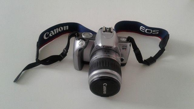 Câmera analógica Canon EOS Rebel Ti