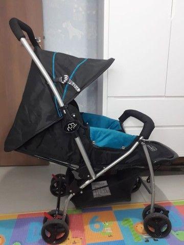Conjunto Carrinho de bebê + bebê conforto - Foto 3
