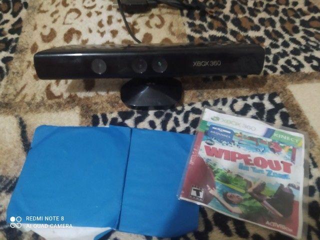 Vendo Kinect com jogo para Xbox 360 - Foto 2