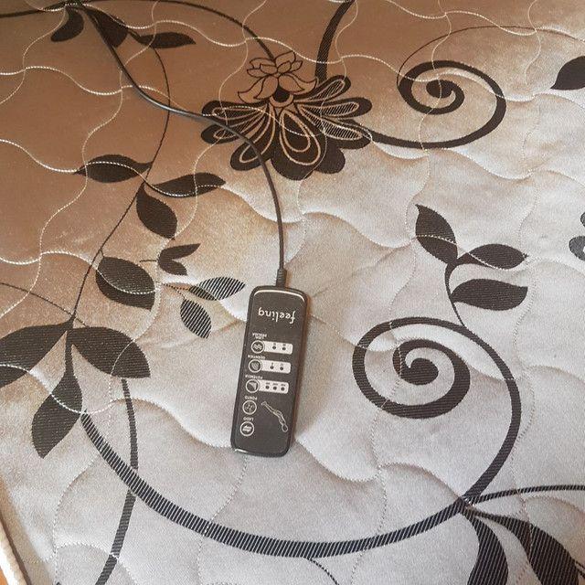 vendo colchão magnético com uma semana de uso,valor 1100 - Foto 4