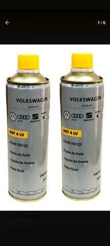 Fluido de freio original Volkswagen Kit com 3 unidades  - Foto 2