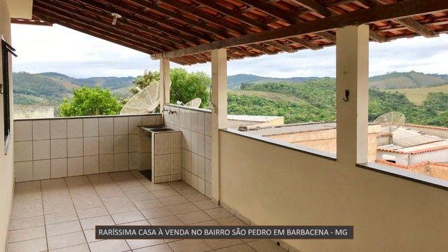Ampla casa no bairro São Pedro em Barbacena