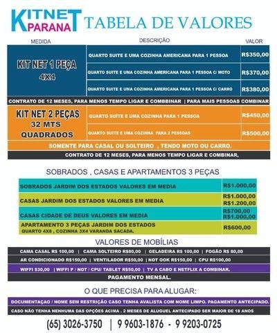 Kit Net Paraná  - Foto 6