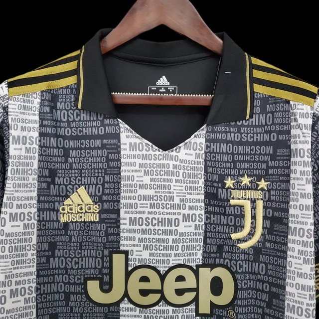 Camisa Juventus 2021/2022 Edição Especial - Foto 3