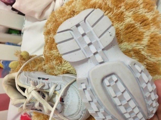 Sapato fila infantil unissex  - Foto 2