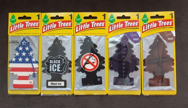 Aromatizantes Little Trees - Original Importado