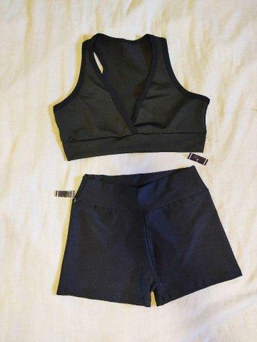 Conjuntos fit - roupa de academia  - Foto 6