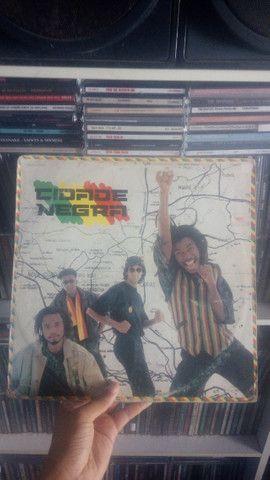 LP Vinil Cidade Negra, Lute para Viver (Reggae/1990)