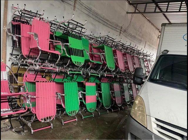 Cadeiras de mola da fábrica  - Foto 6