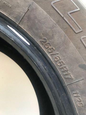 Pneu Bridgestone Aro 17 - Foto 4