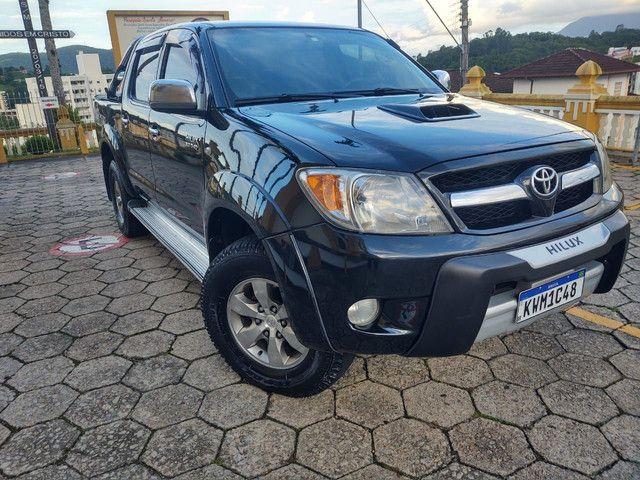 Toyota Hilux 4x4 Diesel automática SRV - Foto 5