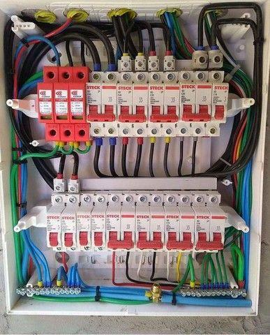 Técnico Eletrotécnico, eletricista. - Foto 6