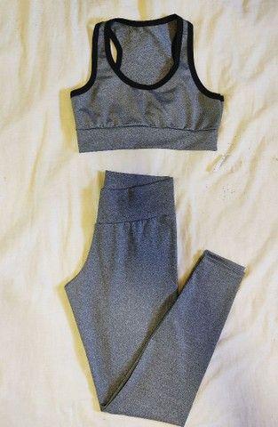 Conjuntos fit - roupa de academia  - Foto 5
