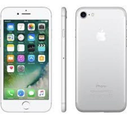 Iphone 7 - 128gb - Aceito S8+