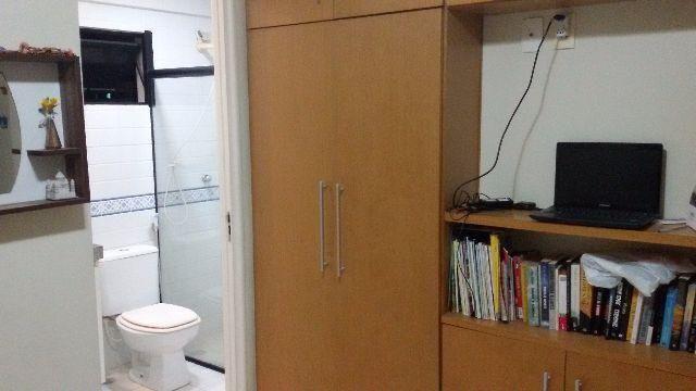Cobertura duplex nascente reformada e mobiliada - Foto 10