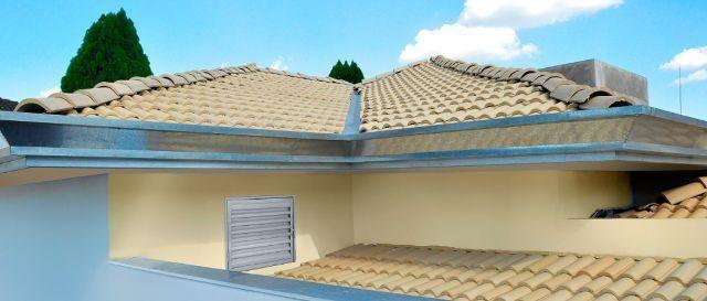 Funilaria calhas ,algerosas e restauração de telhado