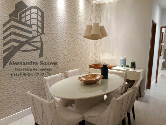 Torre Lumiar 106m2 & 78m2 Leal Moreira Prox Praça Batista Campos Preço Imbatível! - Foto 5