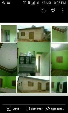 Vendo ou troco uma casa