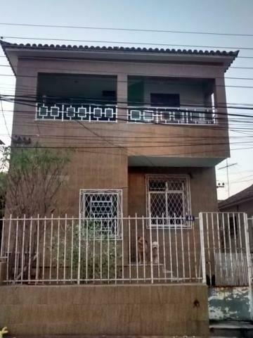 Alugo apartamento térreo/casa 4 quartos com quintal no Riachuelo