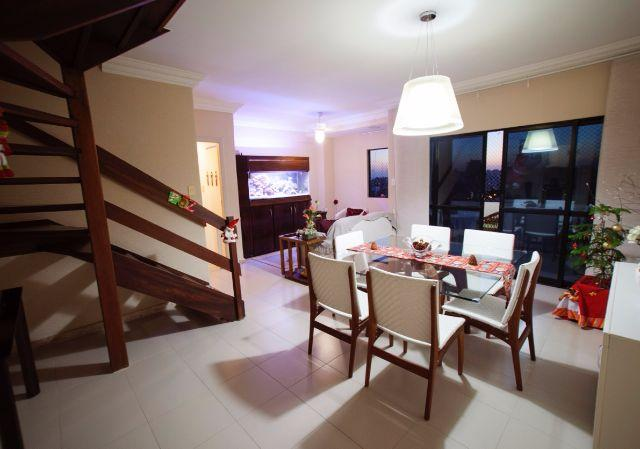 Costa azul, cobertura 4 quartos, 2 suites,dependência,piscina,198m,659mil-987802123