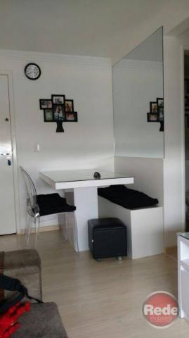Apartamento com 2 dormitórios à venda, 49 m² por r$ 173.000 - vila tesouro - são josé dos  - Foto 6