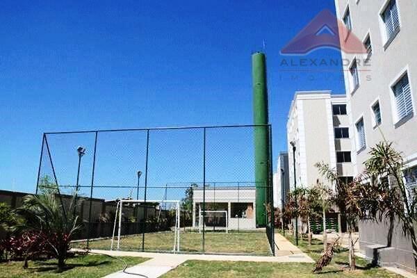 Apartamento com 2 dormitórios à venda, 49 m² por r$ 173.000 - vila tesouro - são josé dos  - Foto 16