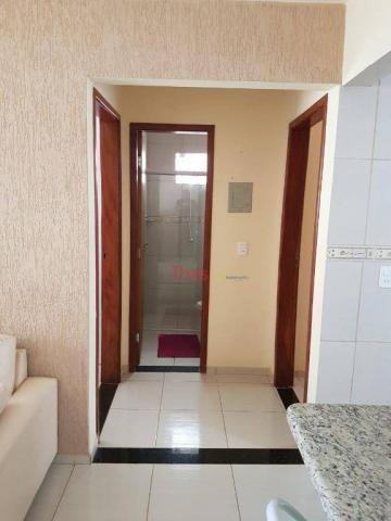 Casa com 02 quartos sendo 01 suíte, cozinha, sala, 01 banheiro, área de serviço e 01 vaga  - Foto 7