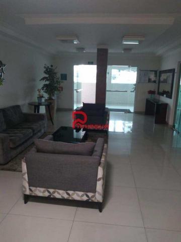 Apartamento para alugar com 3 dormitórios em Guilhermina, Praia grande cod:376 - Foto 12
