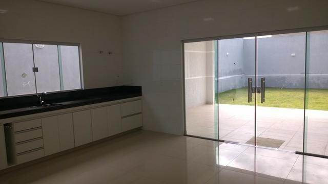Samuel Pereira oferece Casa Moderna Alto da Boa Vista 3 Suites Churrasqueira Financia FGTS - Foto 5